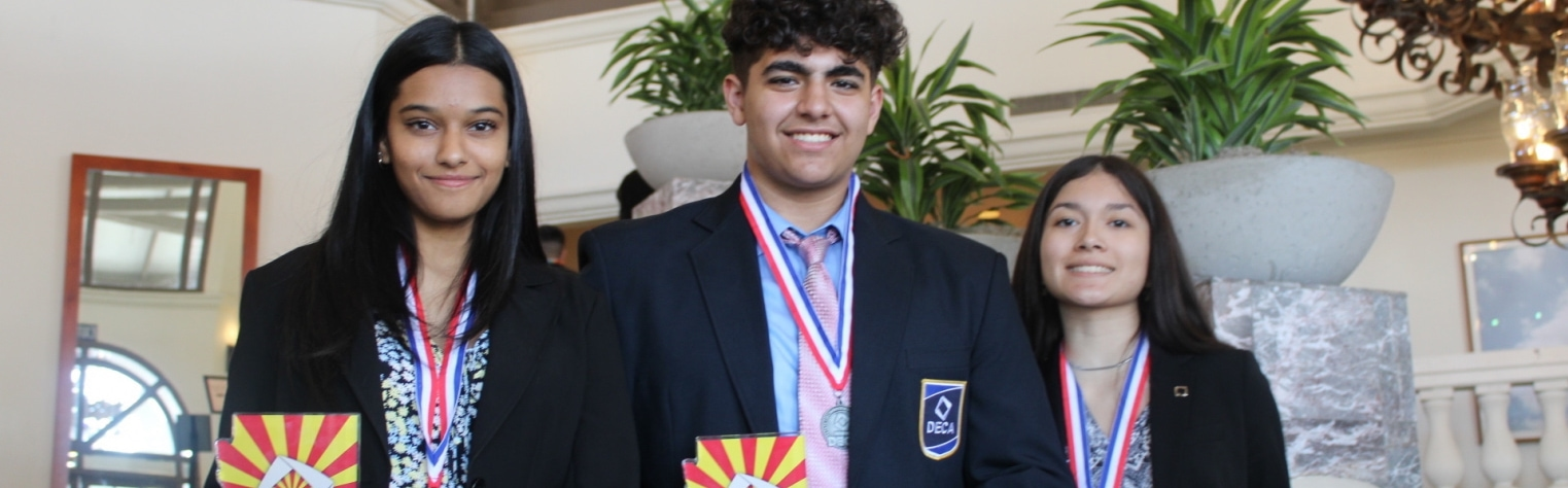 Sonoran Schools ODECA academic competition winners